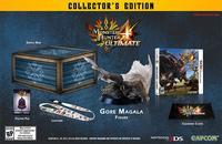 América del Norte se emociona con la edición coleccionista de Monster Hunter 4 Ultimate