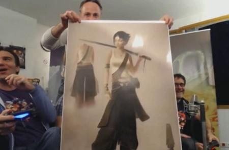 Michel Ancel nos tortura enseñándonos artwork de Beyond Good & Evil 2