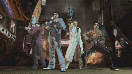 'Yakuza: Dead Souls' llegará a Europa el 16 de marzo
