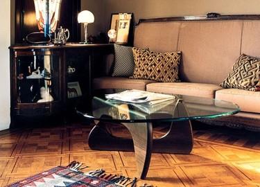 La mesa de café Noguchi, un clásico que no pasa de moda