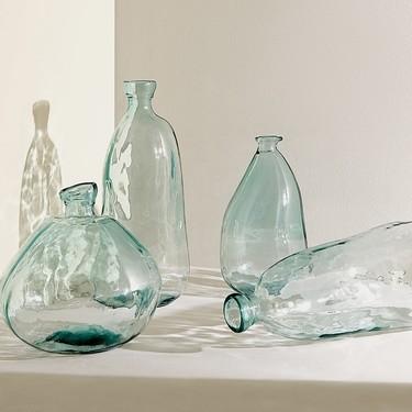 Eco-friendly: Zara Home lanza una colección fabricada con vidrio 100% reciclado