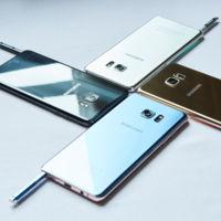 Las ventas del Galaxy Note 7 en Europa volverán a empezar el 28 de octubre