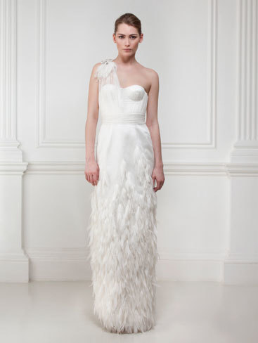 Foto de Primera 'Bridal Collection' de Matthew Williamson (I): los vestidos de novia. Bodas de lujo (4/12)