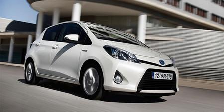 2,5 millones de Toyota Yaris, el pequeño con números grandes