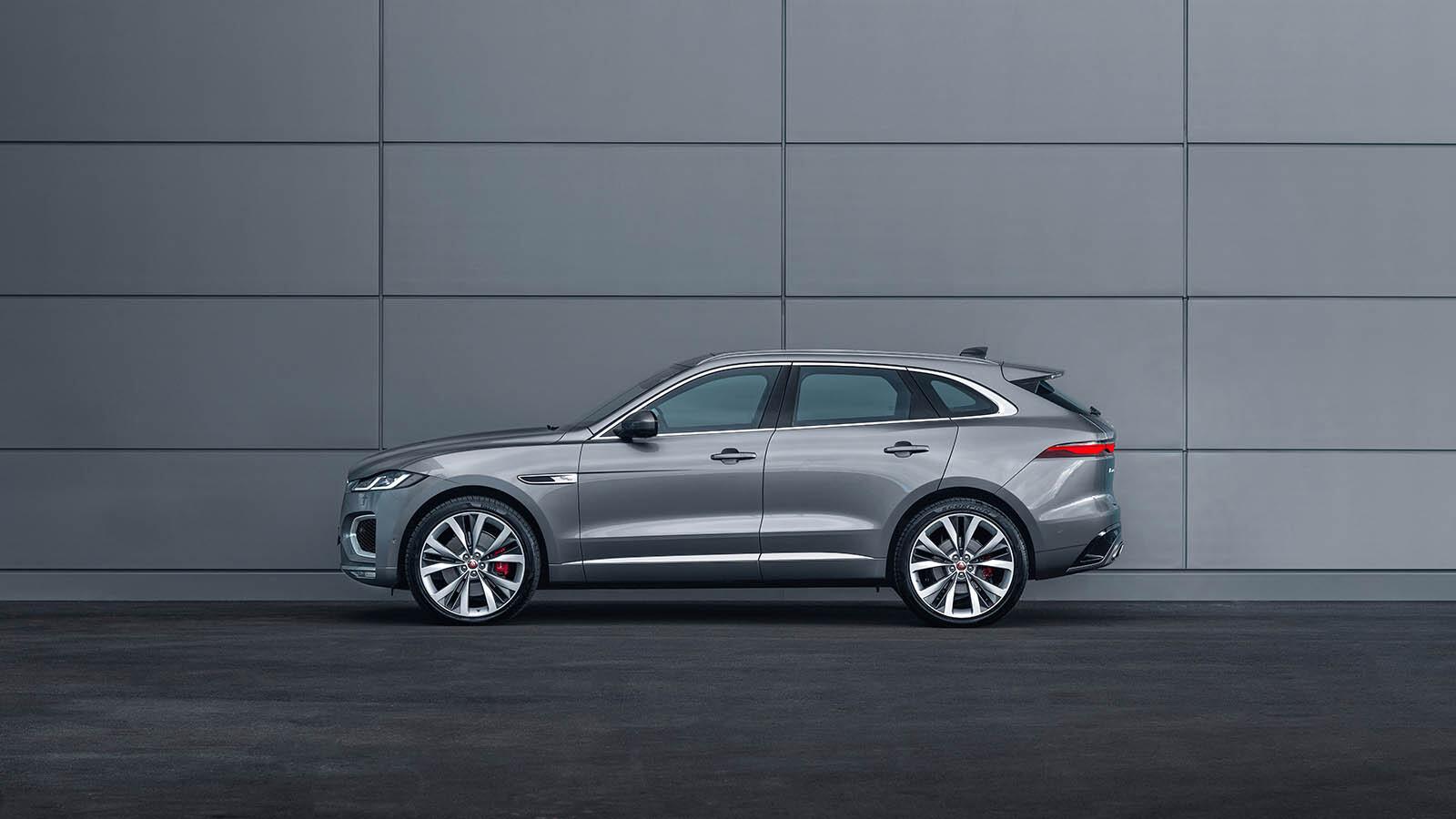 Foto de Jaguar F-Pace 2021 (17/21)