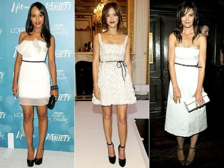 vestidos blancos jessica alba