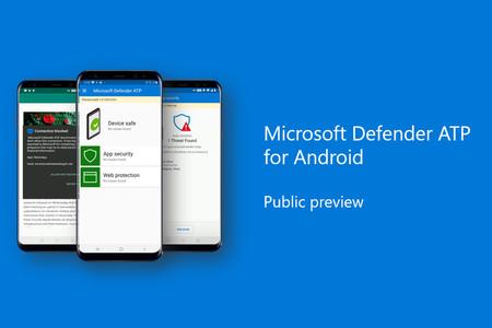 Microsoft Defender llega a Android en forma de versión previa para empresas