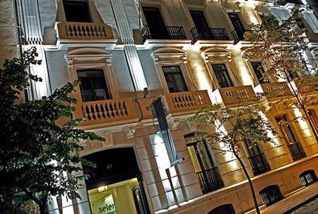 Hotel Selenza, nuevo cinco estrellas de lujo en Madrid