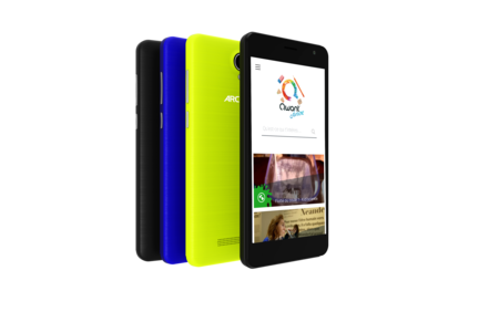 Archos Junior Phone Qwant Junior 2