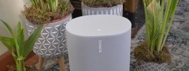 Perfecto para el verano: probamos el altavoz portátil Sono Move en su nuevo color Lunar White