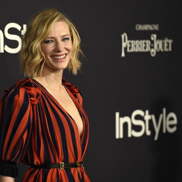 Cate Blanchett no tiene pelos en la lengua: así defendió el derecho de la mujer a vestirse como ella quiera