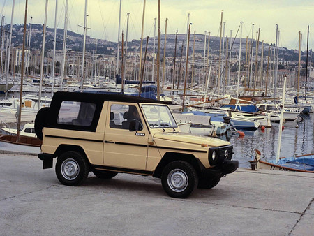 Mercedes-Benz Clase G: primera generación
