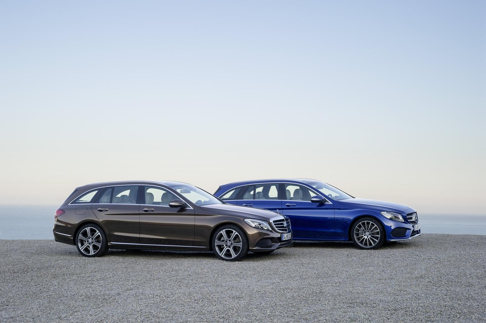 Foto de Mercedes-Benz Clase C Estate 2014 (5/36)