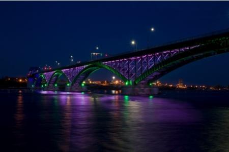 Imagen de la semana: Peace Bridge de Philips