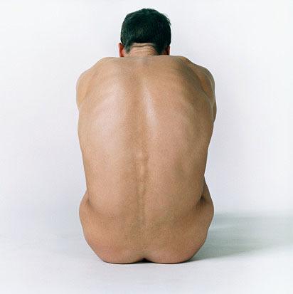 Automasaje de la columna vertebral