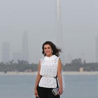 Sheika Lulu Al Sabah Chanel crucero look