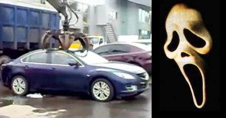 Dolorpasión™: Achatarramiento de Mazda nuevos en Rusia (bis)