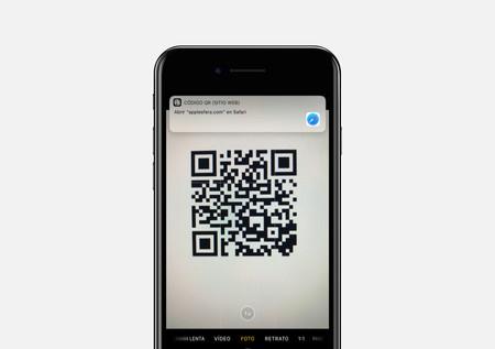 Cuidado con los códigos QR en iOS, pueden contener enlaces que te lleven a páginas indeseadas