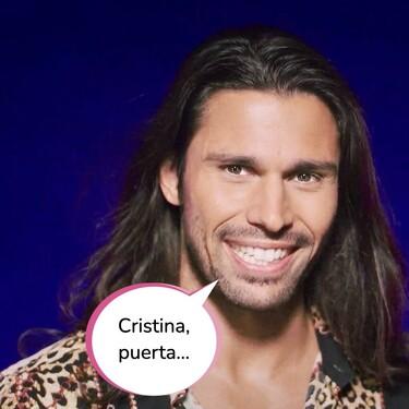 'Secret Story: La Noche de los Secretos': la prueba definitiva que demuestra que Luca Onestini no siente NADA por Cristina Porta