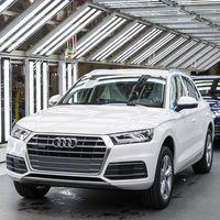 En 2020, el 100% de la electricidad en la fábrica de Audi en México provendrá de paneles soles