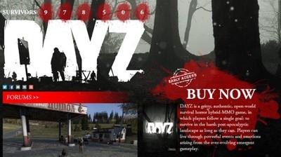 'DayZ' está muy cerca de alcanzar el millón de unidades vendidas
