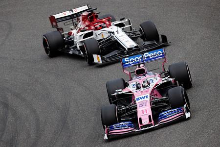 ¿Y si la Fórmula 1 sí que es divertida pero la televisión no nos lo enseña? Así lo creen Sergio Pérez y Carlos Sainz