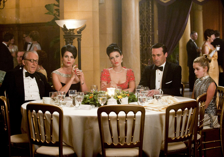Mad Men esmoquin