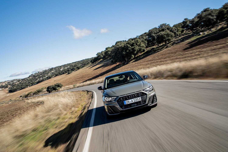 Foto de Audi A1 2018, toma de contacto (8/172)