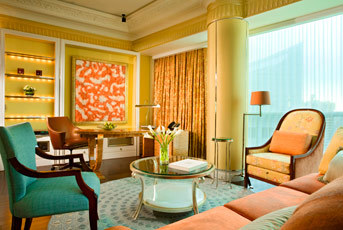 Foto de The St. Regis Singapore, hotel de lujo (13/17)