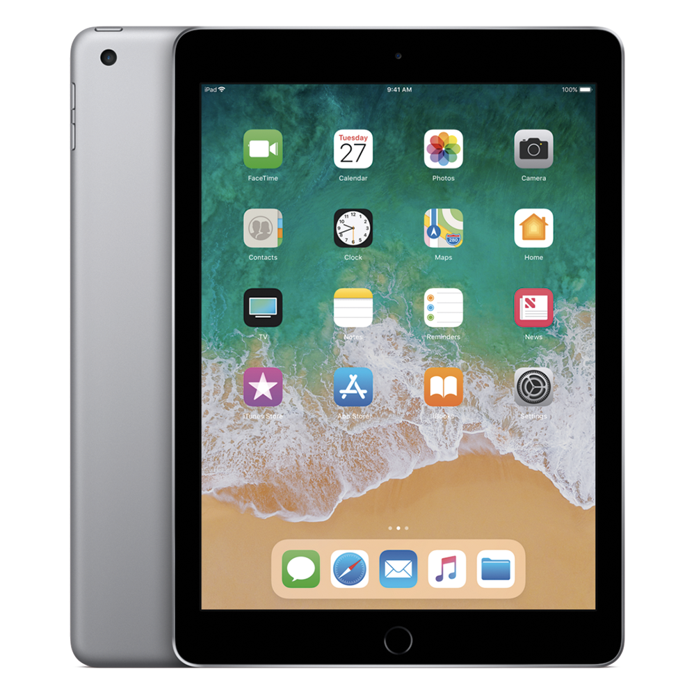 Apple iPad 2018 Wifi 128GB Gris Espacial