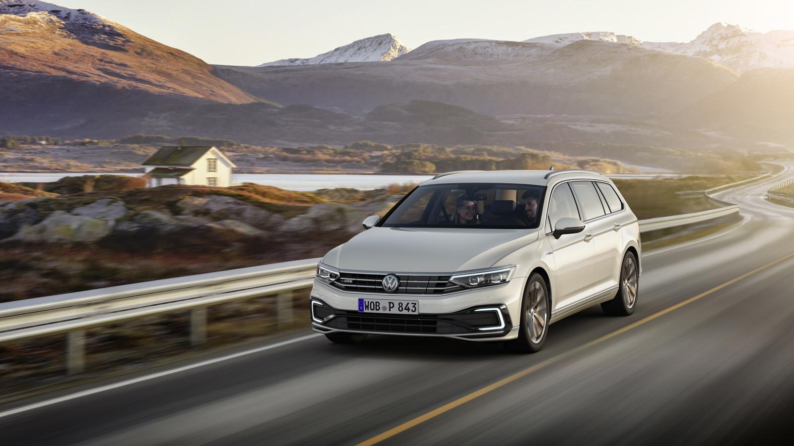 Foto de Volkswagen Passat 2019 (52/53)