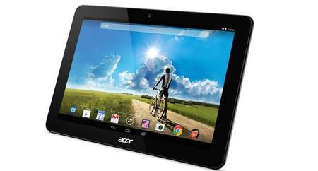 Acer presenta su nueva gama de tablets con Windows 8.1 y Android