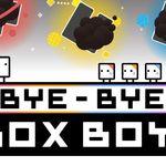 Bye-bye BoxBoy! llegará el 23 de marzo a la eShop del 3DS