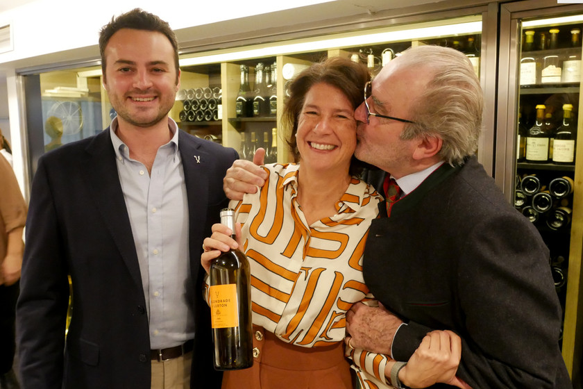 La relación (laboral) de la que surgió uno de los vinos blancos más especiales de España cumple 20 años