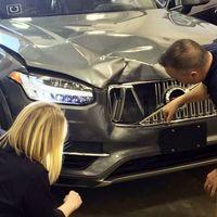 """Uber asegura que sus pruebas con coches autónomos se reanudarán """"en los próximos meses"""" tras el accidente fatal"""