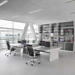 Foto 3 de 10 de la galería espacios-para-trabajar-las-oficinas-de-adidas en Decoesfera