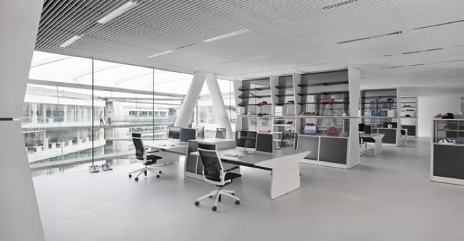 Foto de Espacios para trabajar: las oficinas de Adidas (3/10)