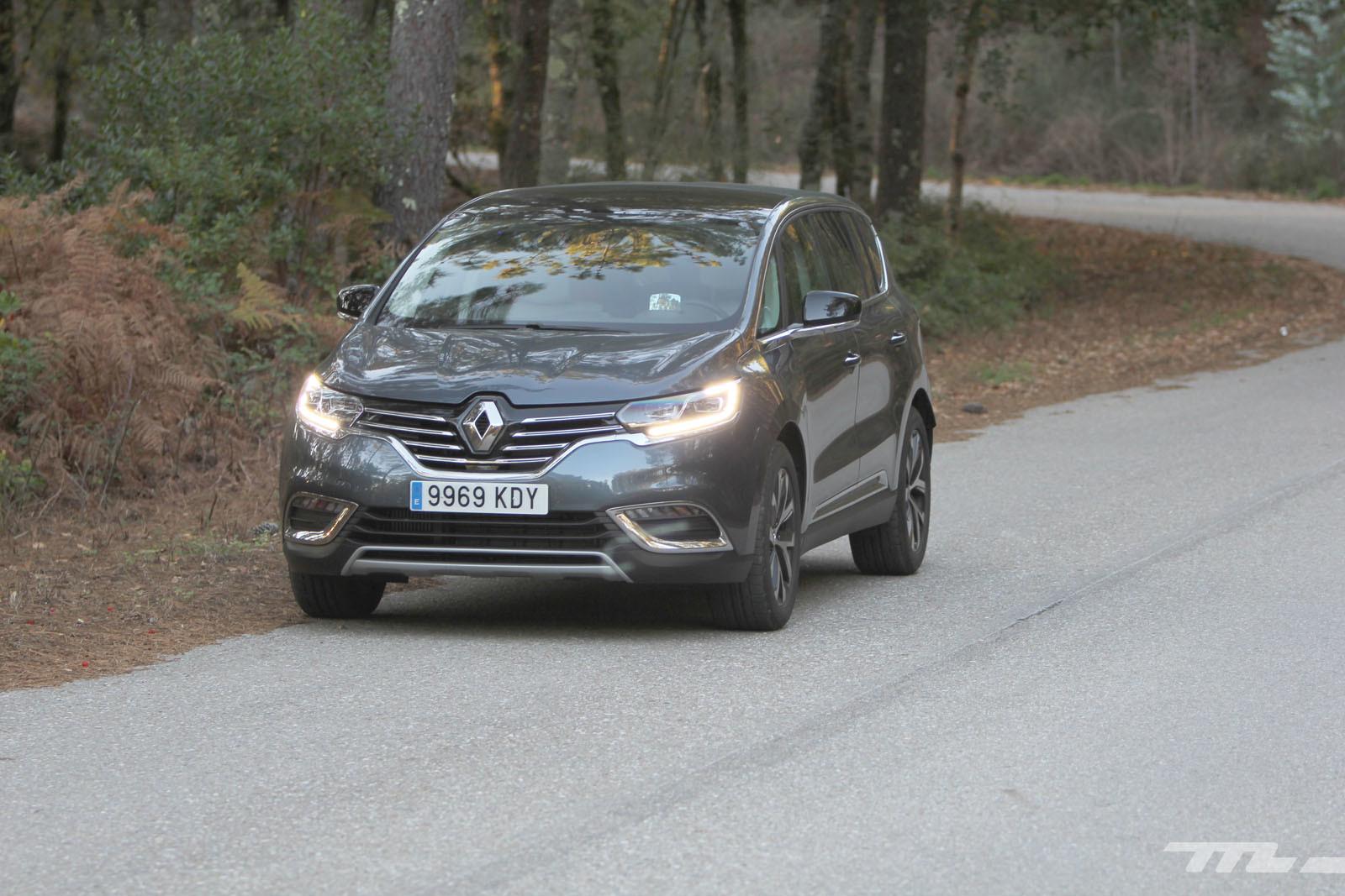 Foto de Renault Espace TCe 225 CV (prueba) (12/46)