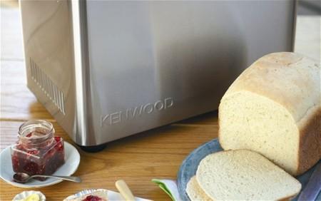 Máquina y pan