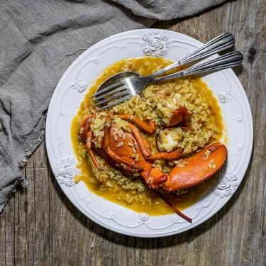 Arroz con bogavante: receta de un clásico que nunca pasada de moda