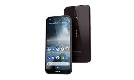 Hoy Amazon tiene un básico Android One como el Nokia 4.2 por sólo 129 euros