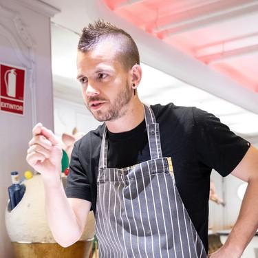 El chef Dabiz Muñoz rompe con sus socios en el StreetXO de Londres y se la juega comprando casi todas sus participaciones