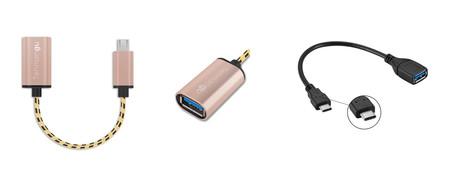 Adaptadores USB