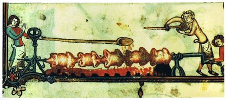 El mito del origen de la cocina