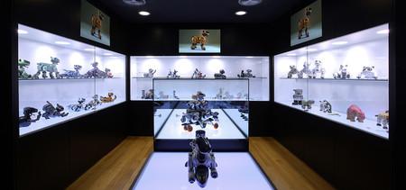 Los robots llegan a los museos: The Robot Museum
