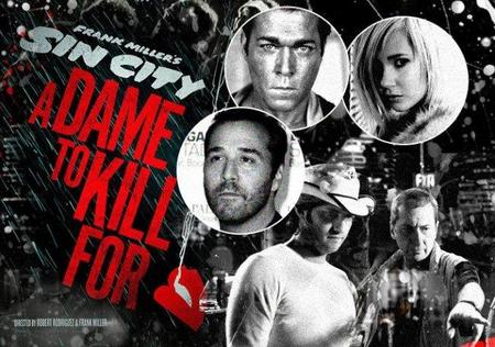 Ray Liotta, Jeremy Piven y Juno Temple también se unen a 'Sin City: A dame to kill for'