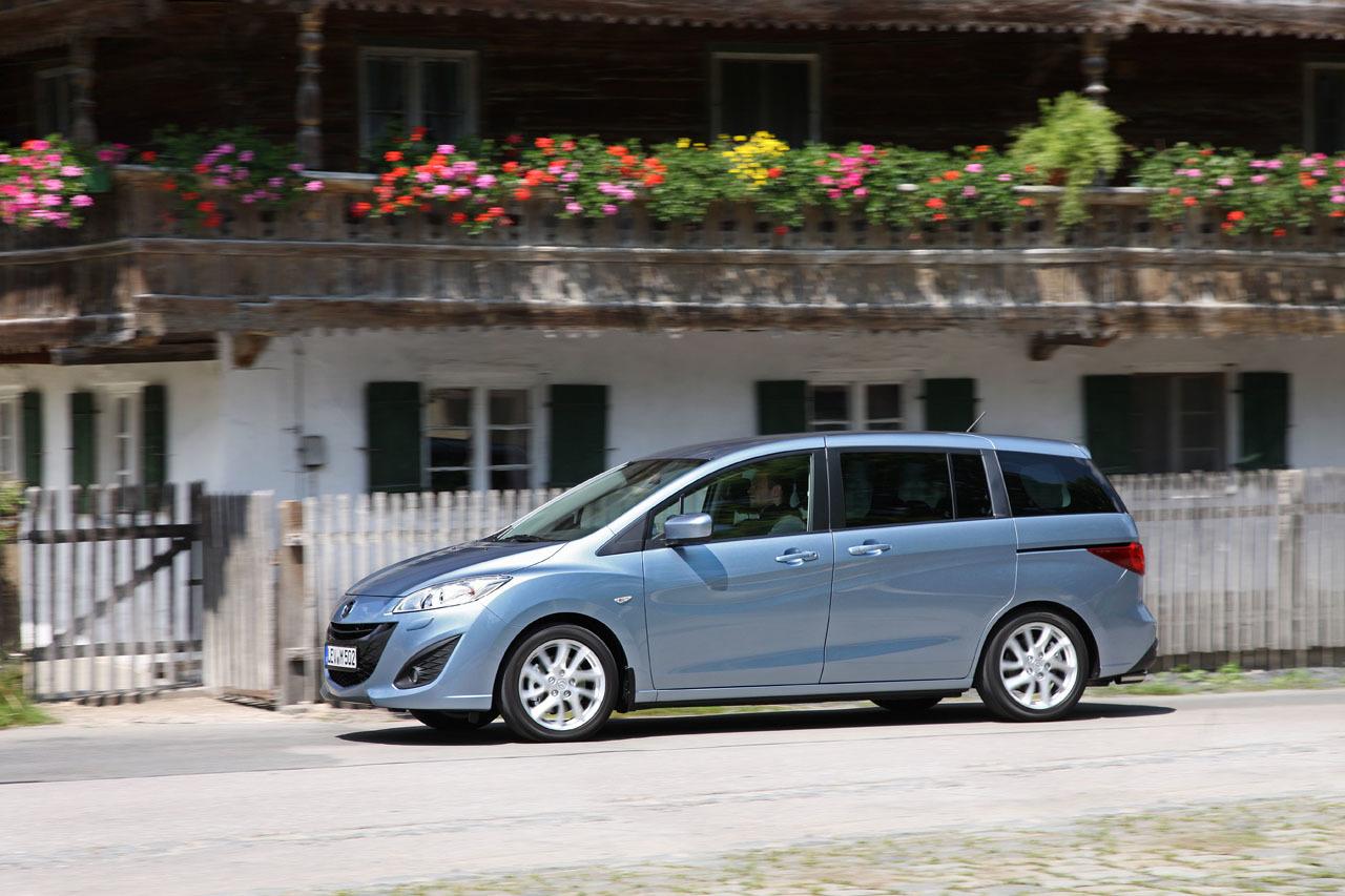 Foto de Mazda5 2010 (35/121)