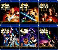 La saga de 'Star Wars' confirmada en Blu-Ray