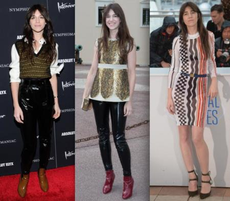 Charlotte Gainsbourg estilo