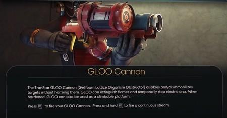 Gloo Cannon Prey